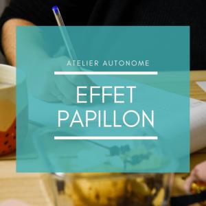 Atelier d'écriture Effet Papillon