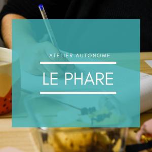 Atelier d'écriture autonome - le Phare